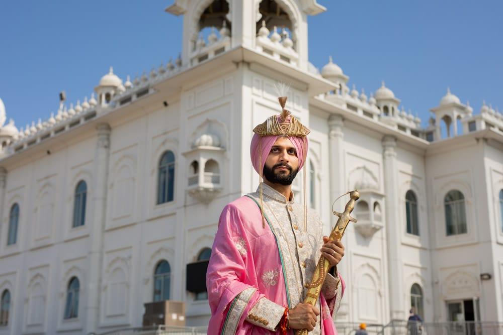 Dashmesh Darbar Ebenezer Gurdwara Sikh Weddings Brampton