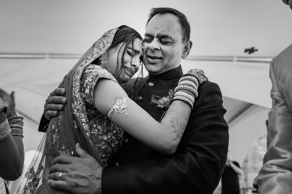 tent indian wedding toronto