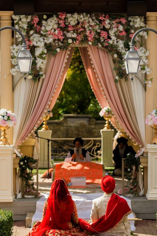 Ascott Parc Indian Wedding
