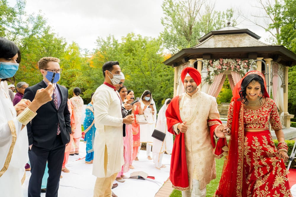 Ascott Parc Indian Wedding
